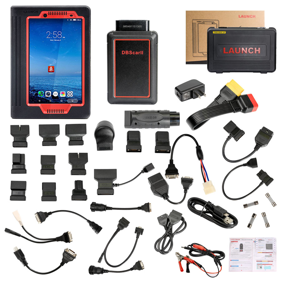 Launch X431 V 8inch Diagnostic Tool