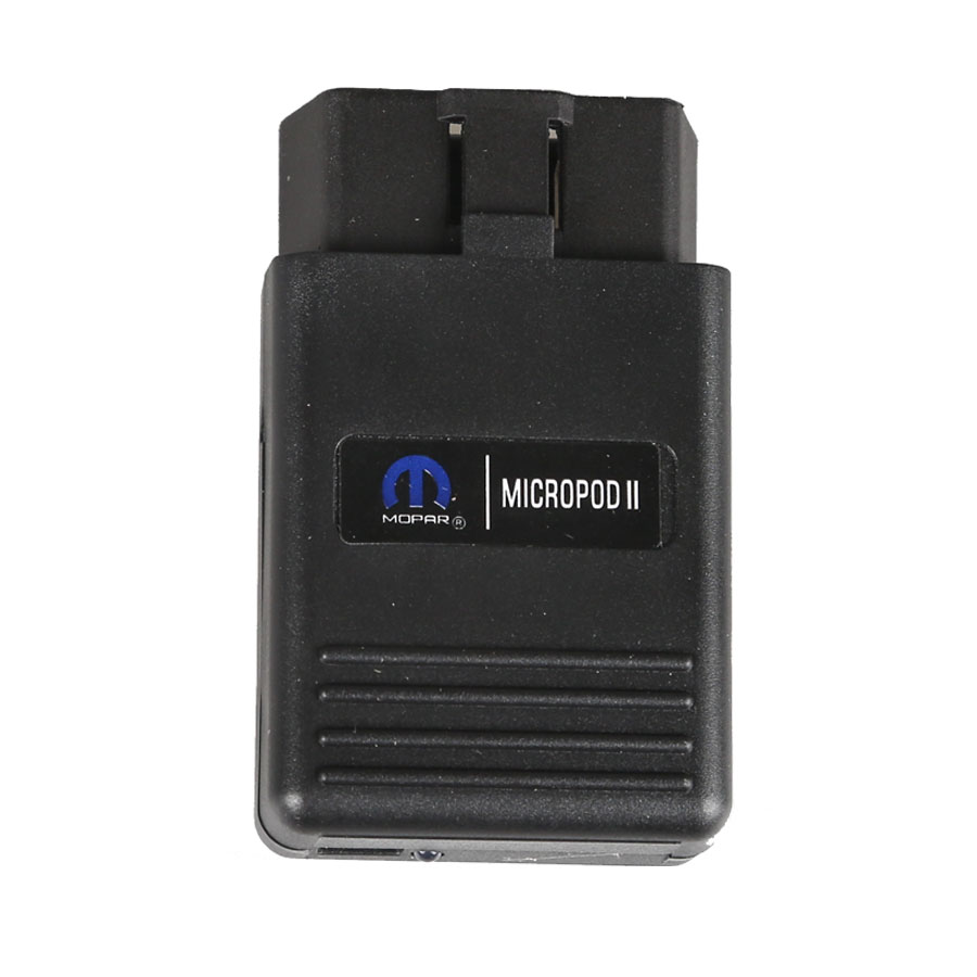 WiTech MicroPod 2 Diagnostic Programming Tool
