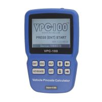 VPC-100 Pin Code Calculator